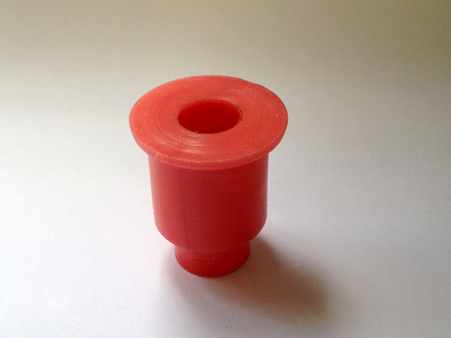 Servicio de inyección de plástico