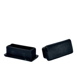 Regatón Rectangular 3/4″ x 1 3/4″