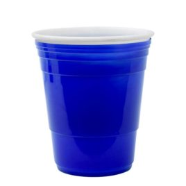 Vaso de Plástico, Azul