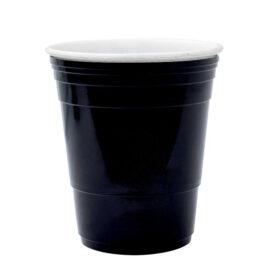 Vaso de Plástico, Negro