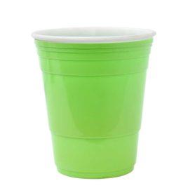 Vaso de Plástico, Verde
